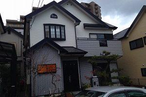 大阪府堺市北区 M様邸 外壁塗装・屋根塗装 (2)