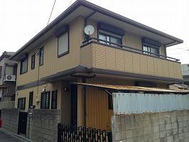 奈良県奈良市 M様邸 外壁塗装・屋根塗装 (2)