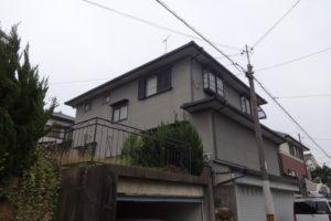 大阪府寝屋川市 K様邸 外壁塗装・屋根塗装・付帯部塗装 (2)