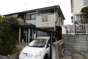 奈良県北葛城郡 S様邸 外壁塗装・屋根塗装・付帯部塗装・防水工事 (2)