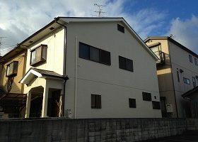 大阪府羽曳野市 S様邸 外壁塗装・屋根塗装 (1)