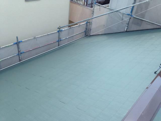 大阪府堺市 M様邸 外壁塗装・屋根塗装・付帯部塗装 (5)