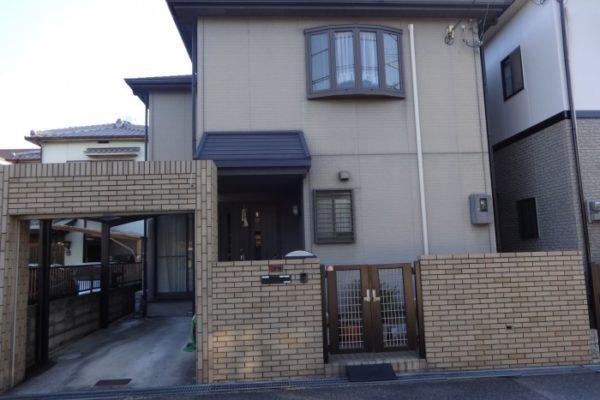 大阪府松原市 Y様邸 外壁塗装・屋根塗装・付帯部塗装 (2)