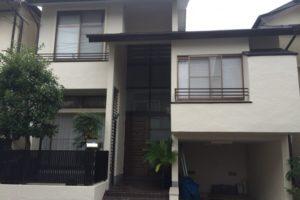 奈良県生駒市 N様邸 外壁塗装・屋根塗装・付帯部塗装 (1)