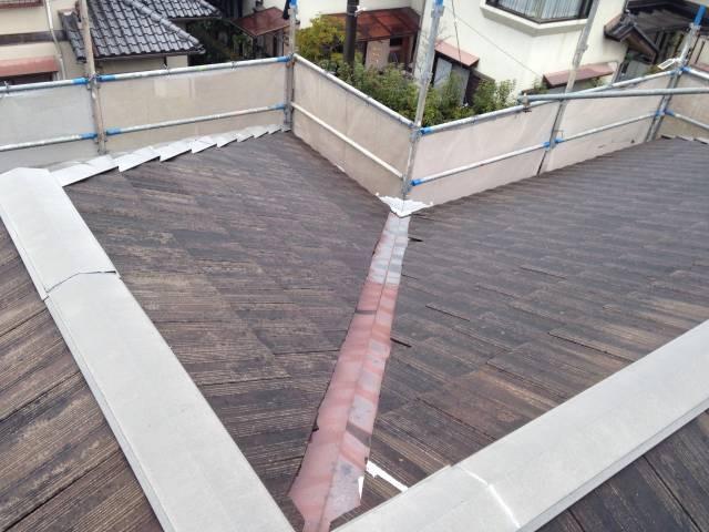 大阪府堺市 K様邸 外壁塗装・屋根塗装・付帯部塗装 (3)