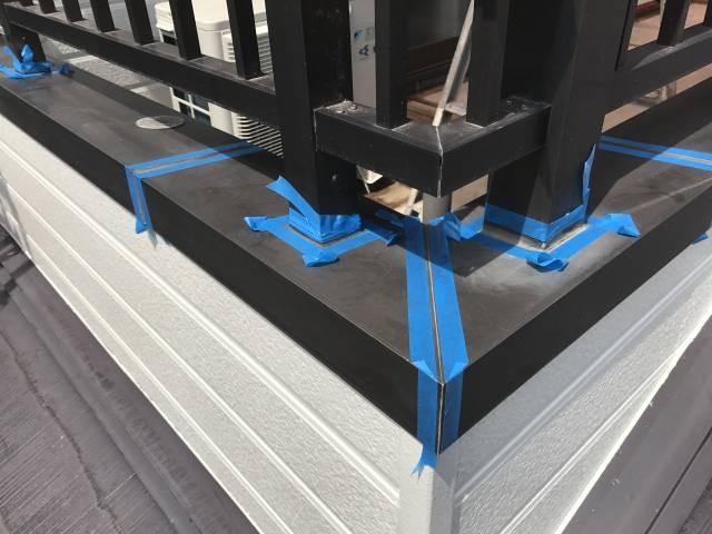 大阪府八尾市 K様邸 外壁塗装・屋根カバー工法・付帯部塗装 (5)