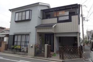 大阪府八尾市 T様邸 外壁塗装・屋根塗装・付帯部塗装 (2)
