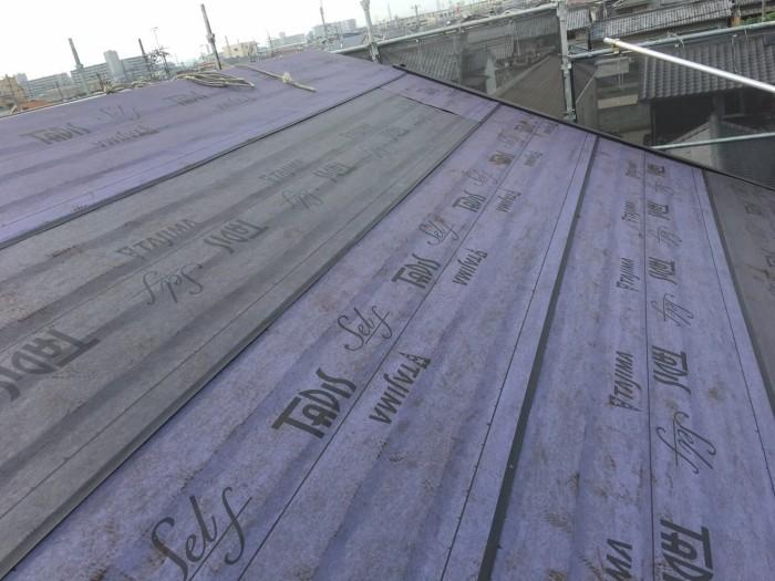 大阪府八尾市 K様邸 外壁塗装・屋根カバー工法・付帯部塗装 (3)