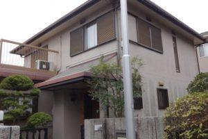 大阪府堺市 H様邸 外壁塗装・屋根塗装・付帯部塗装 (2)