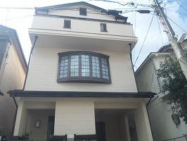 大阪府吹田市 U様邸 外壁塗装・屋根塗装 (1)