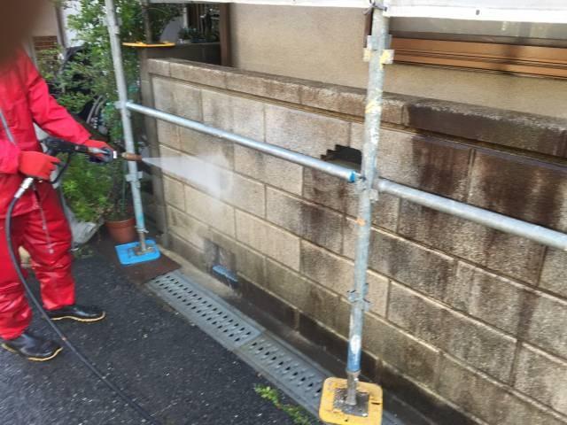 大阪府八尾市 K様邸 外壁塗装・付帯部・防水工事・波板張替 (3)