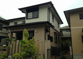 大阪府富田林市 Y様邸 外壁塗装・屋根塗装 (2)