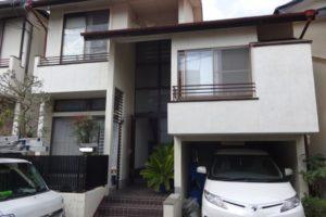 奈良県生駒市 N様邸 外壁塗装・屋根塗装・付帯部塗装 (2)