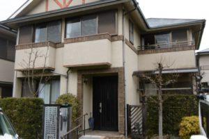 大阪府河内長野市 N様邸 外壁塗装・屋根塗装・付帯部塗装 (2)