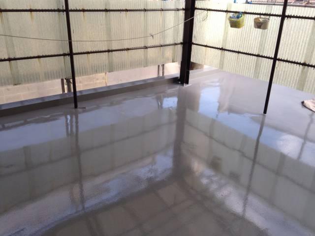 大阪府八尾市 H様邸 外壁塗装・付帯部塗装 (3)