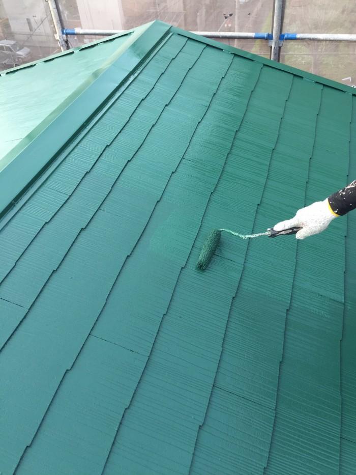 大阪府八尾市 Dマンション 外壁塗装・屋根塗装・付帯部塗装 (3)
