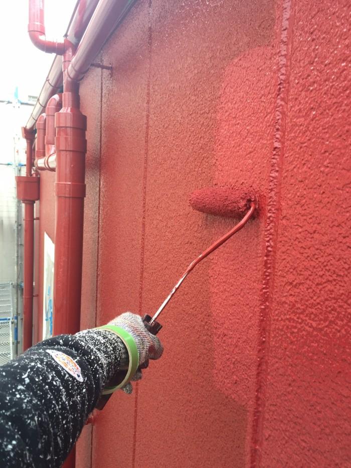 大阪府八尾市 Dマンション 外壁塗装・屋根塗装・付帯部塗装 (5)