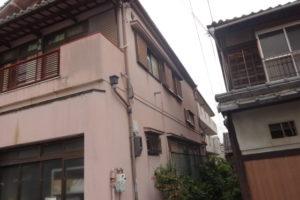 大阪市東住吉区 S様邸 外壁塗装・付帯部塗装・防水工事 (2)