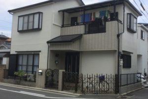 大阪府八尾市 T様邸 外壁塗装・屋根塗装・付帯部塗装 (1)