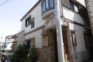 大阪府八尾市 N様邸 外壁塗装・屋根塗装・付帯部塗装 (2)