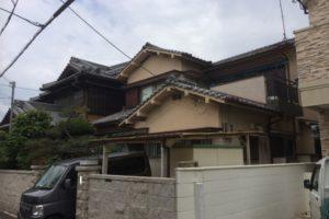 大阪府八尾市 S様邸 外壁塗装・付帯部塗装 (2)