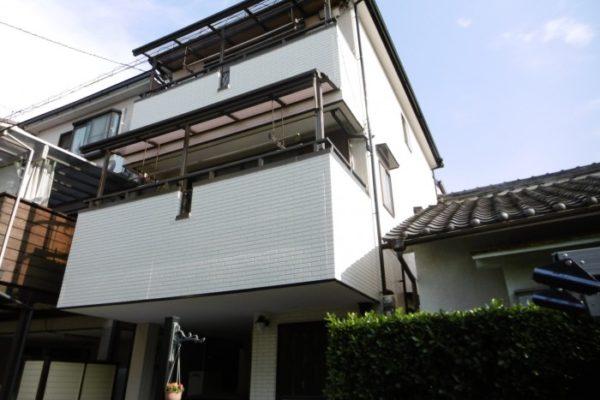 大阪府八尾市 K様邸 外壁塗装・屋根塗装・付帯部塗装 (1)