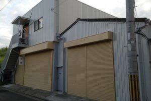 大阪府八尾市 O様邸 外壁塗装・屋根塗装・鉄骨階段補修 (1)