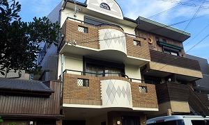 大阪市東住吉区 K様邸 外壁塗装 (1)