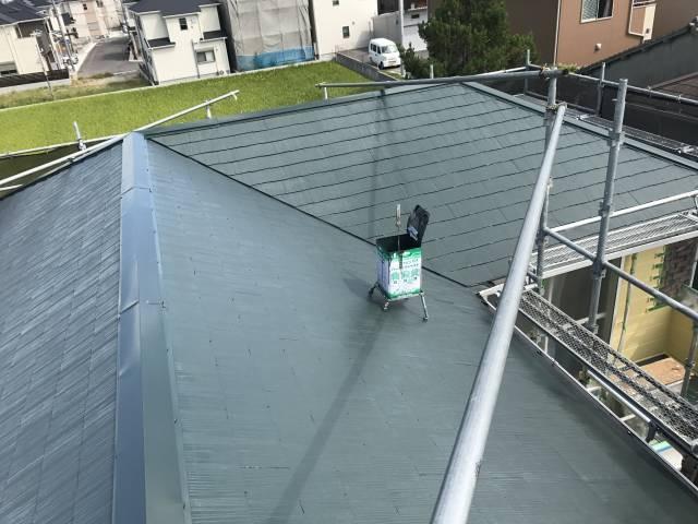 大阪府堺市 Y様邸 外壁塗装・屋根塗装・付帯部塗装 (5)