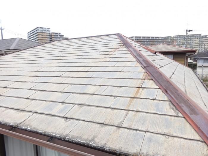 大阪府堺市 H様邸 外壁塗装・屋根塗装・付帯部塗装 (3)