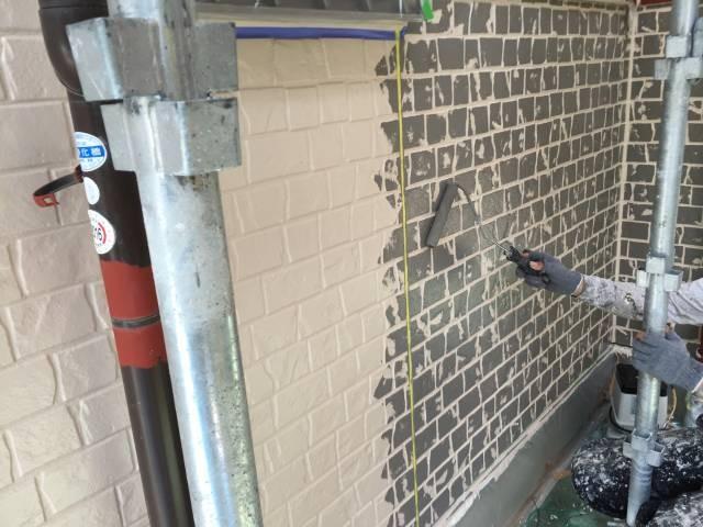 大阪府八尾市 H様邸 外壁塗装・屋根塗装・付帯部塗装 (5)