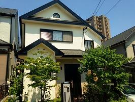 大阪府堺市北区 K様邸 外壁塗装・屋根塗装 (1)