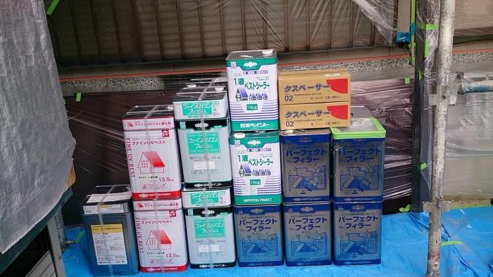 大阪府富田林市 Ⅰ 様邸 外壁塗装・屋根塗装 (3)