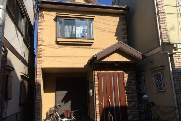 大阪府八尾市 M様邸 外壁塗装・屋根塗装・付帯部塗装 (2)