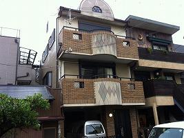 大阪市東住吉区 K様邸 外壁塗装 (2)