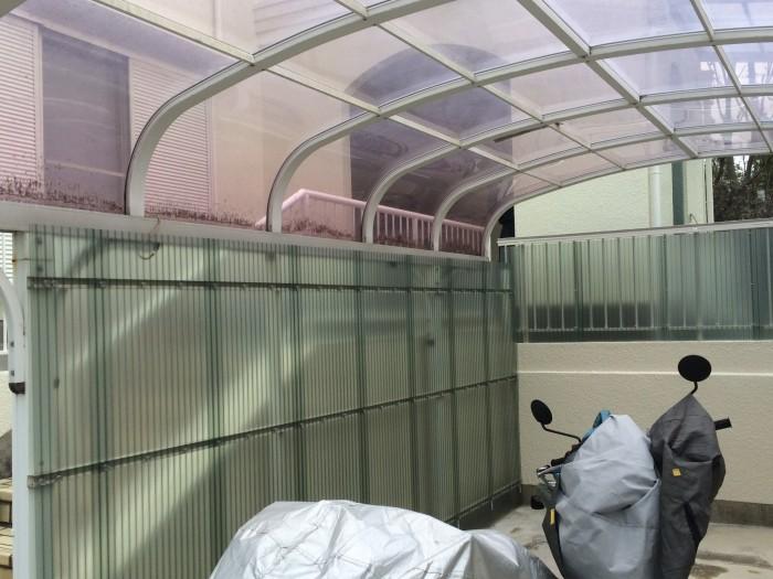 大阪府堺市 K様邸 外壁塗装・屋根塗装・付帯部塗装 (5)