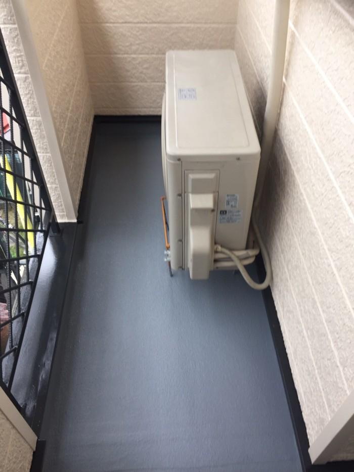 奈良県北葛城郡 S様邸 外壁塗装・屋根塗装・付帯部塗装・防水工事 (5)