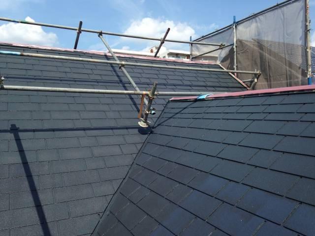 大阪府堺市 K様邸 外壁塗装・屋根塗装・付帯部塗装 (4)