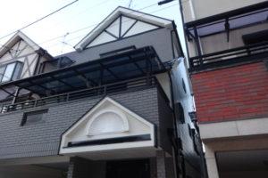 大阪府藤井寺市 KH様 外壁塗装・屋根塗装・付帯部塗装 (1)