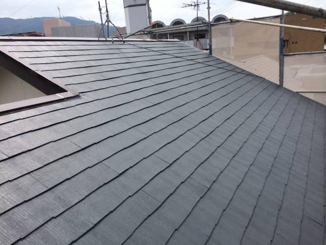 奈良県生駒市 N様邸 外壁塗装・屋根塗装・付帯部塗装 (4)