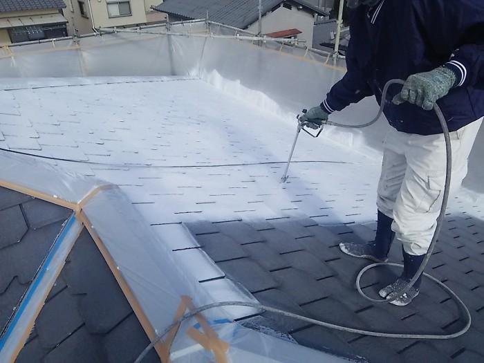 大阪府寝屋川市 K様邸 外壁塗装・屋根塗装・付帯部塗装 (4)