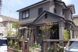 大阪府堺市 S様邸 外壁塗装・屋根塗装・付帯部塗装 (2)
