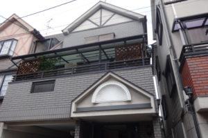 大阪府藤井寺市 KH様 外壁塗装・屋根塗装・付帯部塗装 (2)