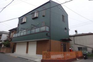 大阪府八尾市 S様邸 外壁塗装・屋根塗装 (1)