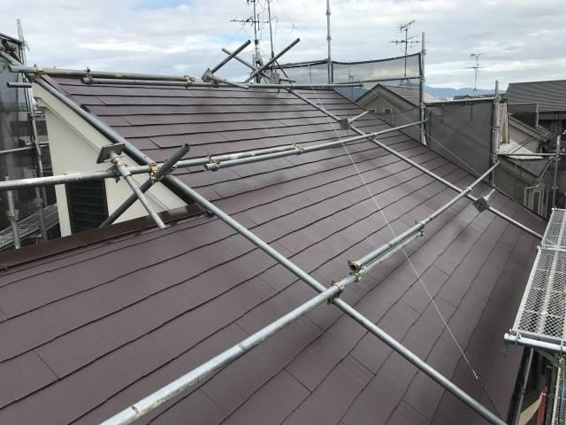 大阪府八尾市 N様邸 外壁塗装・屋根塗装・付帯部塗装 (4)