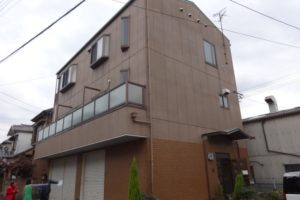 大阪府八尾市 S様邸 外壁塗装・屋根塗装 (2)