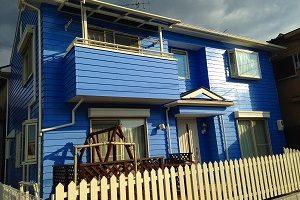 大阪府東大阪市 T様邸 外壁塗装・屋根塗装 (1)