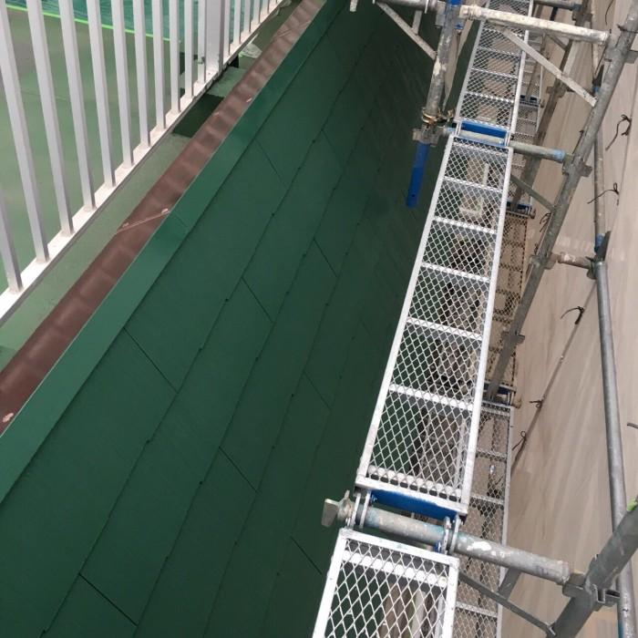 大阪市城東区 Dマンション 外壁塗装・付帯部塗装 (5)