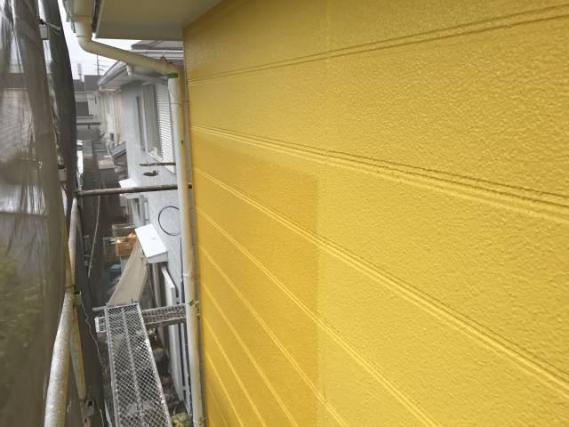大阪府堺市 Y様邸 外壁塗装・屋根塗装・付帯部塗装 (4)