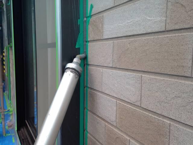 大阪府堺市 N様邸 外壁塗装・屋根塗装・付帯部塗装 (4)